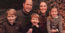 الأسرة المالكة البريطانية تهنئ بعيد الميلاد