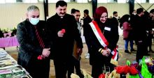 اختتام معرض {كافل اليتيم الثاني}  في جامعة الموصل