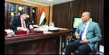 وزير الموارد المائية: وضعنا خارطة طريق مع الدول المتشاطئة