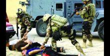 اعتقال ما يسمى بـ {آمر تسليح داعش» في الأنبار ..القبض على ثلاثة إرهابيين