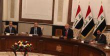 اجتماع بغداد الرئاسي يبحث الاستعدادات لإجراء الانتخابات