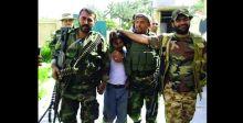 الحشد يعتقل إرهابيين اثنين في الفلوجة