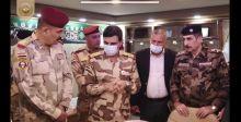 رئيس أركان الجيش يوجّه باتخاذ الحيطة والحذر