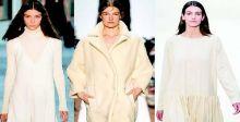 لون «الفانيليا» يتربع على عرش الموضة النسائية لعام 2021