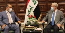 الحــداد يبحث مع وزير الثقافة  قانون العيد الوطني