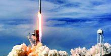 إطلاق صاروخ «Falcon 9» للمرة التاسعة