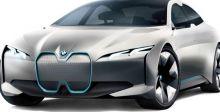 BMW  تكشف عن المظهر الخارجي لسيارة  i4  الكهربائية