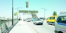 «زحامات شديدة» في مدخل كربلاء ومطالبات بتشييد جسر ثالث في طويريج
