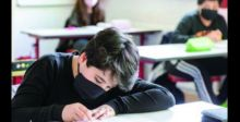 الامتحانات التمهيدية على الأبواب والتربية تنفي تسجيل إصابات بكورونا