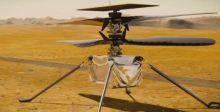 «إنجينيويتي» تصمد  أمام صقيع المريخ