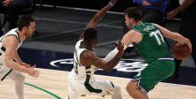أنتيتوكونمبو يقود باكس للفوز  في {NBA»