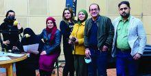 مذيعو راديو العراقية.. ممثلون