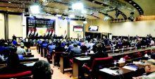 تقديم قانوني الخدمة الاتحادي وانتخابات مجالس المحافظات إلى رئاسة البرلمان