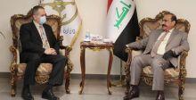 العراق وهنغاريا يبحثان تعزيز التعاون في مجال الطيران