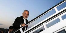 ظريف يختتم زيارته إلى العراق