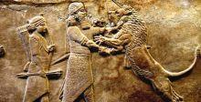 جداريَّة صيد الأسود للملك آشور بانيبال.. أخبارٌ زائفة عمرها 2700 عام