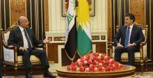 برهم صالح يدعو إلى تجاوز الخلافات بين بغداد وأربيل