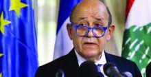 لودريان إلى بيروت ومعه لائحة العقوبات الفرنسية