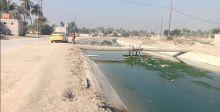 بلا معالجة.. الفرات يواجه مياه الصرف الصحي في المثنى