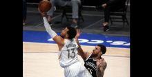 خسارة رابعة توالياً لنتس في «NBA»