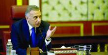 الكاظمي: العراق يلعب دوراً مهماً في {تذويب التوتر} بالمنطقة