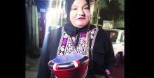مصريَّة تقتحم مهنة المسحراتي وتورثها لأبنائها