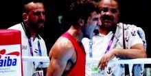 اعتذار الملاكم كرار سهم عن المشاركة  في المسابقة الآسيوية