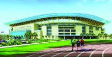 استئناف العمل بمشروع ملعب نينوى الأولمبي