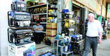 تذبذب الكهرباء ينعش سوق المولدات المنزلية
