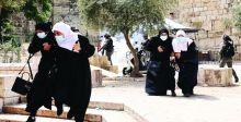 قوات الاحتلال تدنّس الأقصى وتعتدي على المصلين