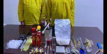 مطاردة تجّار المخدّرات تطيح بخمسة متّهمين في 4 محافظات