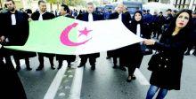الجزائريات ومعهن بوحيرد يتظاهرن ضد «الولاية الخامسة»
