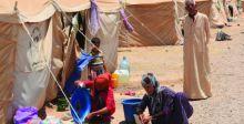 الهجرة النيابية تطالب بحسم ملف النازحين