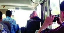 مواطنون يناشدون وزارة النقل بوضع حدٍّ لتجاوز السائقين ومساعديهم
