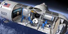 {أورورا» أول فندق في الفضاء: مناظر خلابة وواقع افتراضي