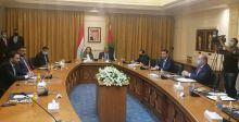 بغداد وعمان نحو زيادة التعاون العسكري