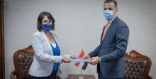 ممثلة جديدة لليونسيف في العراق