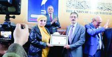 ثائرة العكيدي: طموح العراقيَّة لا حدود له