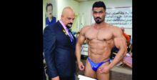 البلوشي: منافسات أجسام العراق متميزة
