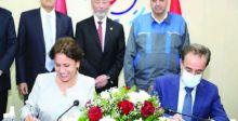 توقيع اتفاقيَّة ربط كهربائي مع الأردن