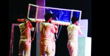 «قيامة» حسين جوير على مسرح الرافدين