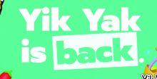{YikYak} تعود الى الحياة