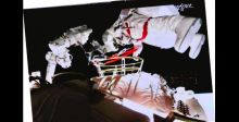 رائدان صينيان يخرجان مجدداً إلى الفضاء