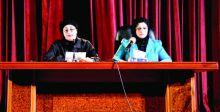في جلسة ثقافية حوارية نظمتها الفنون الموسيقية..الردات الحسينية وطقوس الثقافة المعاصرة