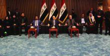 البرلمان يقيل محافظ نينوى ونائبيه