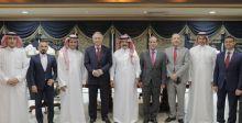 توقيع مذكرة تفاهم تجارية مع السعودية