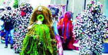 النفايات تتحول إلى أزياء وآلات موسيقية في كينشاسا