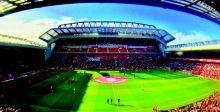 ليفربول يعلن استعداده لتطوير ملعب الأنفيلد