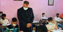 تربية بابل تتحرك لشمول مدارسها بالتغذية