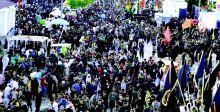 السماح بمشاركة  آلاف الزوار الإيرانيين بالأربعينية